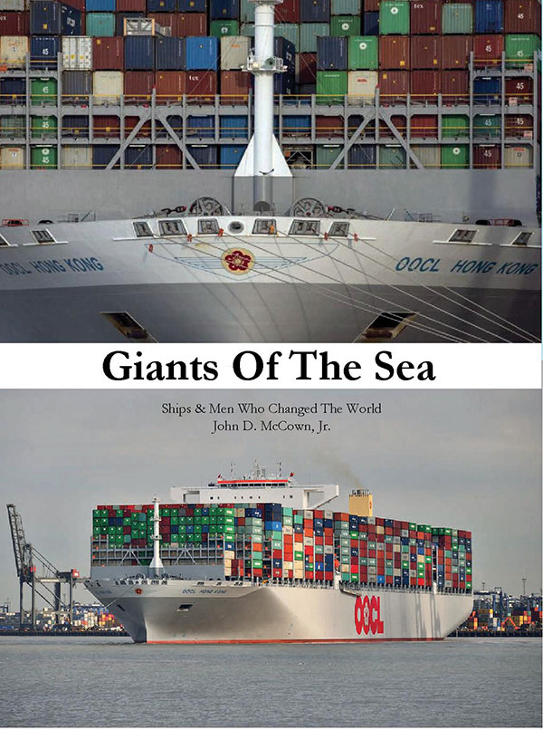Giants of the Sea book cover