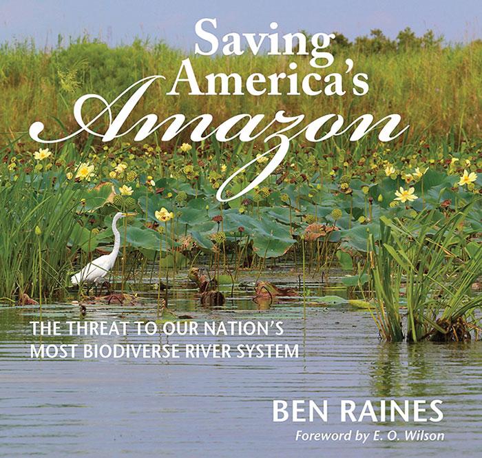 Saving America's Amazon book cover